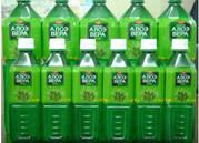 Напитки Алоэ Вера из Южной Кореи