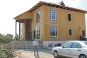 Строительство деревянно-каркасных домов,  гостиниц!