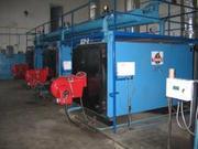 Отопительные котлы «TANSU» на жидком и газообразном топливе мощностью