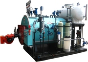 Паровые котлы «TANSU»  на газе и жидком топливе