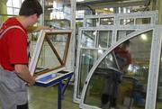 Продаётся оборудование для изготовления пластиковых окон и дверей.