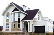 Строительство частных домов,  дач,  коттеджей,  времянок,  хозпостроек,  ко