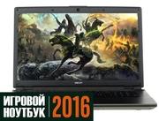 Игровой ноутбук Intel Corei7/NVidia GTX860M