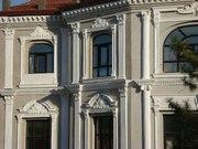 Фасадный декор из полиуритана