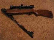 Пневматическая винтовка MP-512+Газовая пружина+ОПТИКА GAMO
