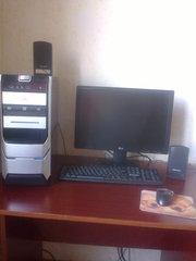 Компьютер Р-IV 2.660Ггц c ЖК монитором 19''(тонкии)