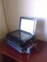 МФУ Epson Stylus Photo TX650 model C282A Цветной струйный