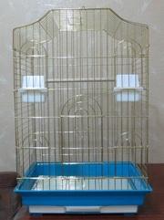 Продам клетку для средних попугаев! Срочно!