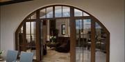 Дерево-алюминиевые окна из сосны Wooder