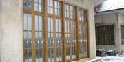 Деревянные окна из сосны с Белоруссии