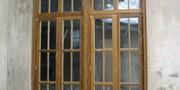 Деревянные окна из сосны с Белоруссии Астана
