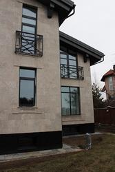 Окна из лиственницы Wooder Астана