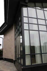 Окна из дуба Wooder Шымкент