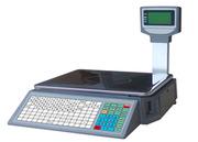 Весы торговые электронные с встроенным принтером для печати этикеток
