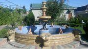 изготовление фонтанов. водопадов. скульптуры