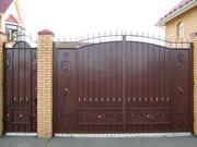 изготовление заборы. ворота. решетки