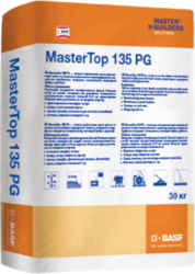 Литой топпинг MasterTop® 135 PG