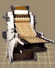 Формовочный аппарат для сахарного печенья