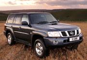 Nissan Patrol,  2008года. Все навороты